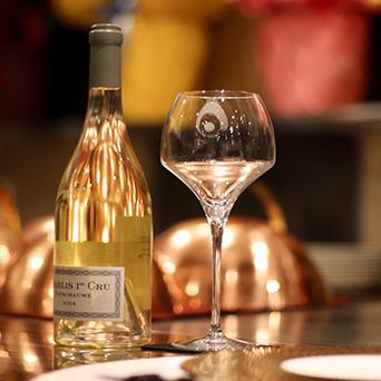 豊富なワイン
